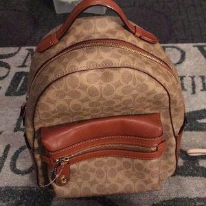 NWOT coach backpack